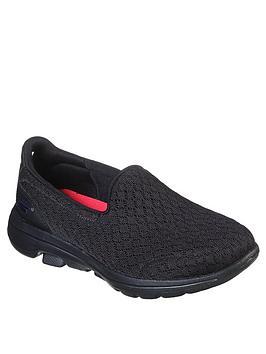 skechers-gowalk-5-slip-on-shoe-black
