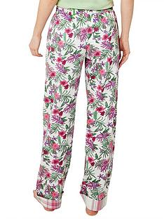 joe-browns-mix-and-match-floral-pyjama-bottoms-off-white