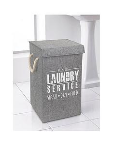 deluxe-laundry-hamper-grey
