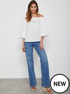 mint-velvet-montana-flared-jeans-indigo