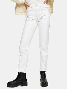topshop-straight-jeans-white