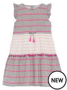 mintie-by-mint-velvet-girls-textured-pom-pom-dress-pink