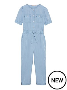 mintie-by-mint-velvet-girls-chambray-puff-sleeve-jumpsuit-blue