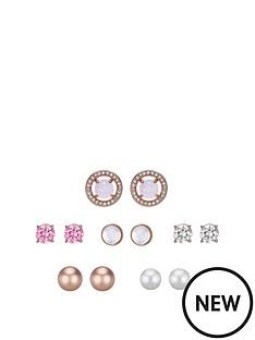 buckley-london-buckley-london-rose-gold-interchangeable-earrings-set