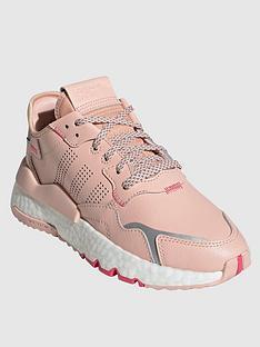 adidas-originals-juniornbspnite-joggernbsptrainers-pink