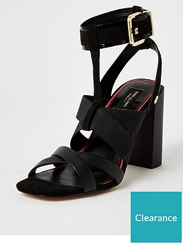 river-island-wide-fit-stappy-block-heel-sandal-black