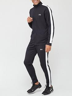 under-armour-training-knit-tracksuit-blackwhite