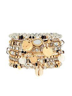 accessorize-africana-lux-streth-pack-of-bracelets-multi