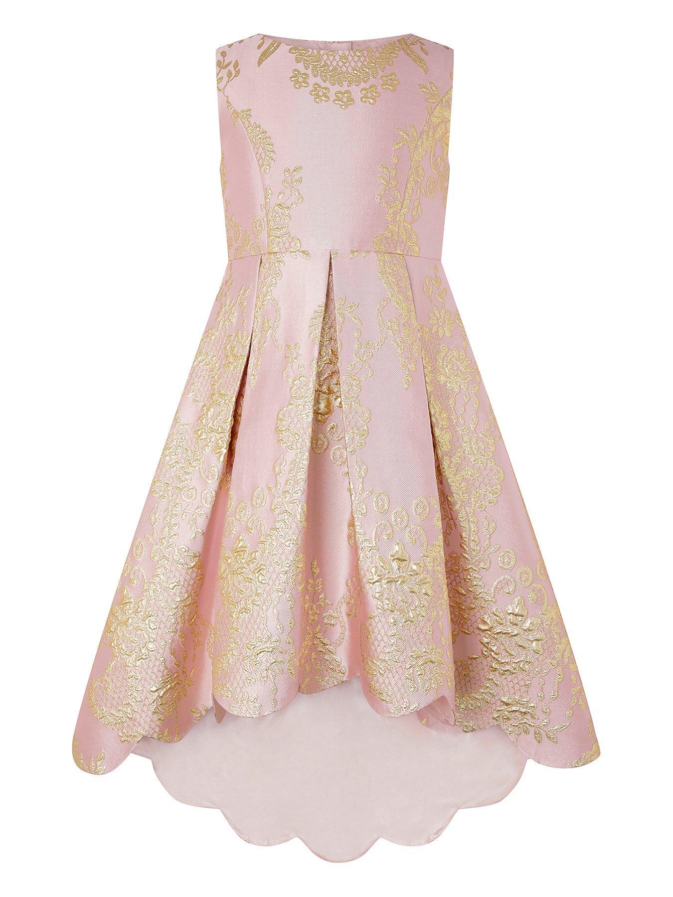 Lucy Wang Ladies  Asymmetric Rose Pink Evening Formal Dress Bridesmaid  75,28