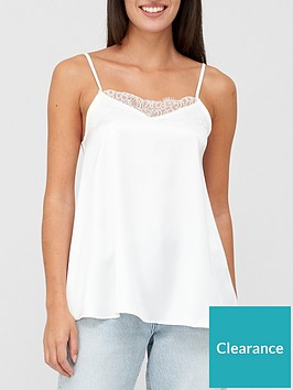 v-by-very-lace-trim-cami-top-ivory