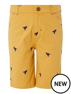 monsoon-boys-evan-embroidered-short-mustard