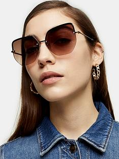 topshop-marissa-sunglasses-gold