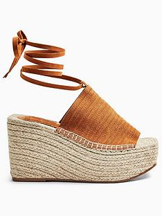 topshop-weekend-wedges-tan