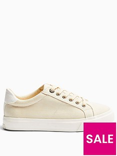 topshop-camden-lace-up-trainers-taupe