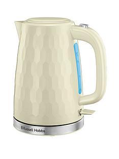russell-hobbs-honeycomb-cream-kettle-26052