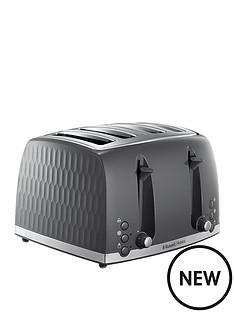 russell-hobbs-russell-hobbs-honeycomb-toaster-grey-4-slice