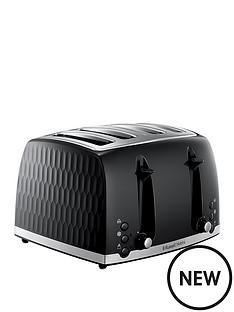 russell-hobbs-russell-hobbs-honeycomb-toaster-black-4-slice