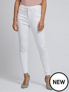 dorothy-perkins-petites-shape-amp-lift-jeans-white