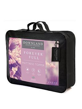 downland-forever-full-7cm-mattress-topper-ndash-single
