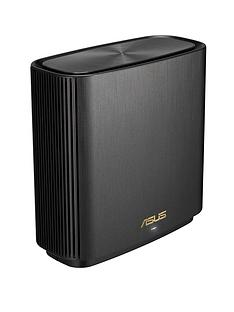 asus-asus-zenwifi-xt8-1-pack-wifi-6-ax6600-whole-home-wifi-tri-band-mesh-system-black