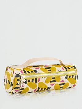 orla-kiely-busy-bee-pencil-case-cosmetic-bag