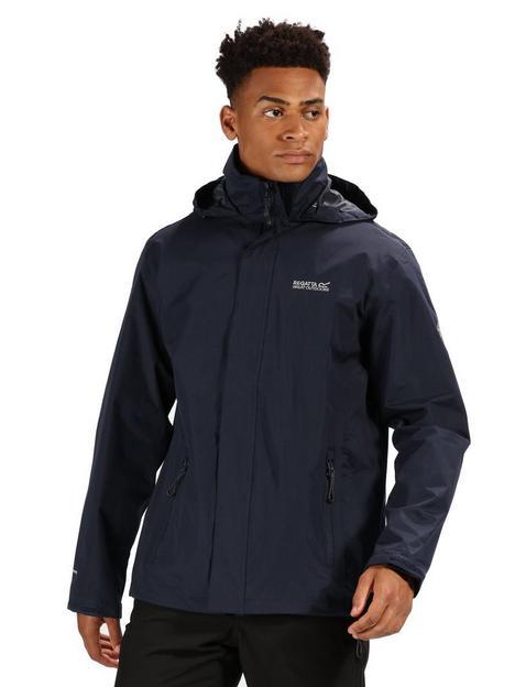 regatta-matt-waterproof-jacket-navy