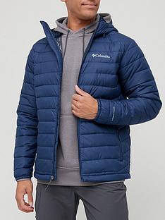 columbia-powder-lite-jacket-navy