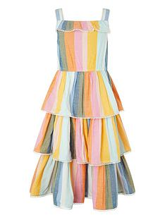 monsoon-girls-molly-stripe-midi-dress-multi