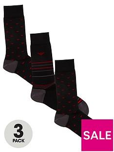 emporio-armani-bodywear-3-pack-sock-gift-set-black