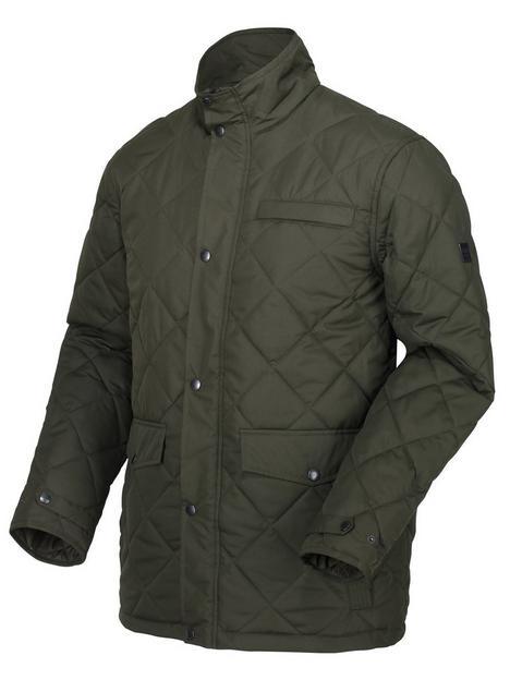 regatta-locke-jacket-dark-khaki