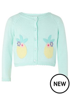 monsoon-sew-baby-girls-pineapple-cardigan-aqua