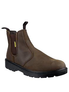 amblers-safety-128-brown-greasy-dealer-boots