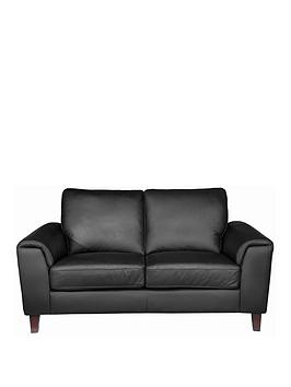 roma-real-leatherfaux-leathernbsp2-seater-sofa