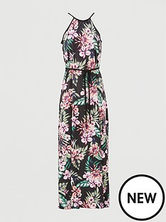 v-by-very-jersey-maxi-dress-tropical-print