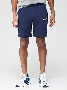 puma-essentials-sweat-shorts-peacoat