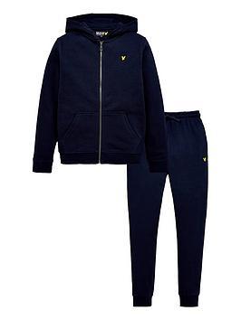 lyle-scott-boys-classic-zip-through-tracksuit-navy