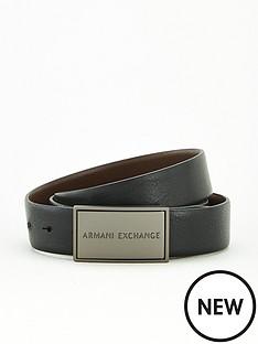 armani-exchange-reversible-buckle-leather-belt-black-brown