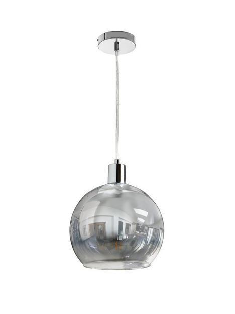 haven-ombre-metallic-glass-ceiling-lightnbsppendant-silver