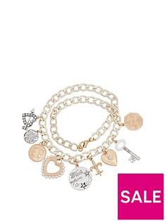 bibi-metalic-tone-charm-necklace