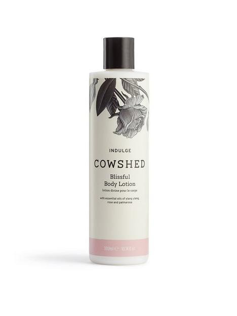 cowshed-indulge-body-lotion