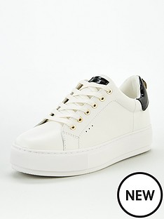 kurt-geiger-london-laney-eagle-trainer-white-black
