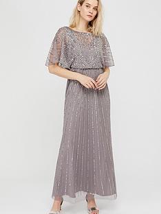 monsoon-tatiana-embellished-maxi-dress-grey