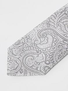 river-island-paisley-tie-light-grey
