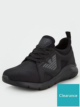ea7-emporio-armani-a-racer-runner-trainers-black