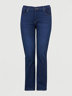 levis-plus-314-plus-shaping-straight-jeans-blue