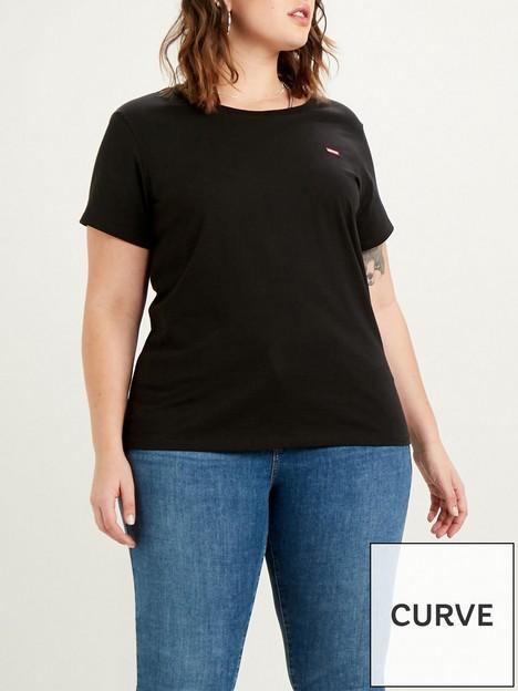 levis-plus-perfect-crew-t-shirt-black