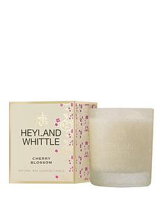 heyland-whittle-gold-classic-candle-cherry-blossom