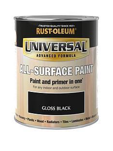 rust-oleum-gloss-blacknbspuniversal-metal-and-all-surface-paint--nbsp750ml
