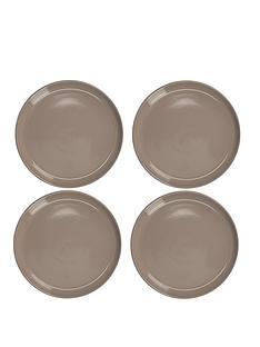 kitchencraft-mikasa-serenity-dinner-plates-ndash-set-of-4