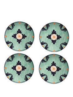 maxwell-williams-majolica-dinner-plates-set-of-4